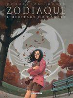 Couverture L'Héritage du Cancer - Zodiaque, tome 4