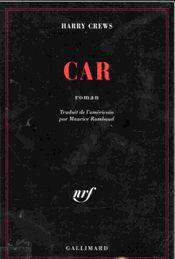 Couverture Car