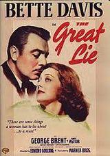 Affiche Le Grand mensonge