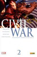 Couverture Vendetta - Civil War, tome 2