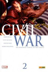 Couverture Vendetta - Civil War, tome 2