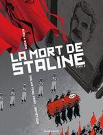 Couverture Funérailles - La Mort de Staline, tome 2