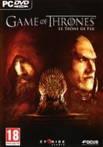 Jaquette Game of Thrones : Le Trône de Fer