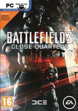 Jaquette Battlefield 3 : Close Quarters