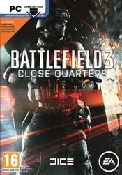 Jaquette Battlefield 3: Close Quarters