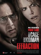 Affiche Effraction