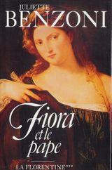 Couverture Fiora et le Pape