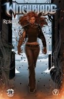 Couverture Witchblade Rebirth, tome 1
