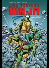 Couverture Ennemis un jour... - Les Tortues Ninja, tome 2