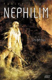 Couverture Les Déchus - Nephilim, tome 1