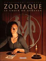 Couverture Le Choix du Gémeaux - Zodiaque, tome 3