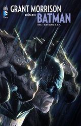 Couverture Batman R.I.P. - Grant Morrison présente Batman, tome 2