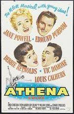 Affiche Athena