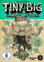 Jaquette Tiny and Big : Grandpa's Leftovers