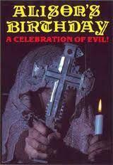 Affiche Alison's Birthday