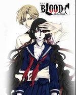 Affiche Blood-C: The Last Dark
