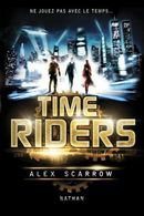 Couverture Time Riders, tome 1