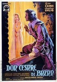 Affiche Don cesare di bazan