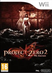 Jaquette Project Zero 2 : Wii Edition
