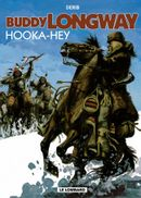Couverture Hooka-Hey - Buddy Longway, tome 15