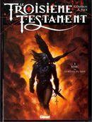 Couverture Marc ou le Réveil du lion - Le Troisième Testament, tome 1