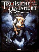 Couverture Matthieu ou le Visage de l'ange - Le Troisième Testament, tome 2