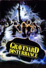 Affiche Graveyard Disturbance