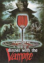 Affiche Dinner with a vampire