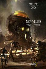 Couverture 1953-1981 - Nouvelles, tome 2