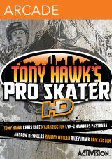 Jaquette Tony Hawk's Pro Skater HD