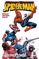 Couverture Marvel Knights : Spider-Man - Le Dernier Combat