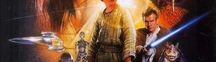 Couverture Star Wars Épisode I : La Menace Fantôme