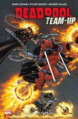 Couverture Salut, les copains - Deadpool Team-Up, tome 1