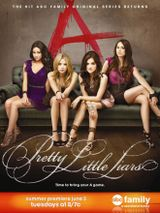 Affiche Pretty Little Liars