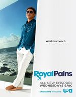 Affiche Royal Pains