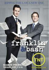 Affiche Franklin & Bash