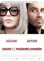 Affiche David et Madame Hansen