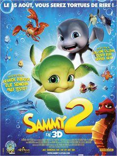 Affiche Sammy 2