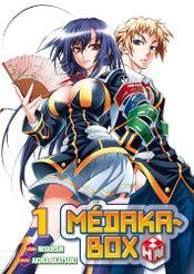 Couverture Médaka-Box