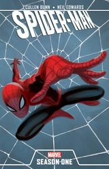 Couverture Spider-Man : Season One