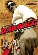 Affiche Dabangg