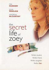 Affiche La vie secrète de Zoé
