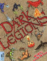 Jaquette Dark Legions