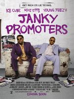 Affiche Janky Promoters