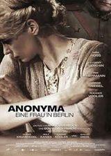 Affiche Anonyma - Une femme à Berlin