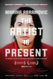 Affiche Marina Abramovic: The Artist Is Present