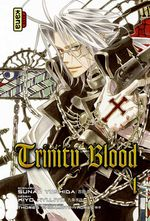 Couverture Trinity Blood
