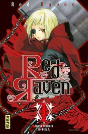 Couverture Red Raven