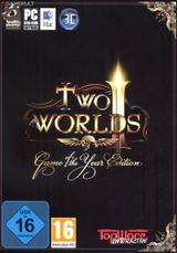 Jaquette Two Worlds II : Velvet GOTY Edition