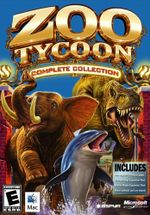Jaquette Zoo Tycoon : Complete Collection